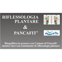 Riflessologia plantare e Pancafit®